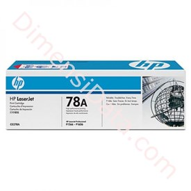 Jual Tinta / Cartridge HP Black Toner 78A [CE278A]